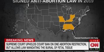 SCOTUS Punts On Indiana Abortion Law