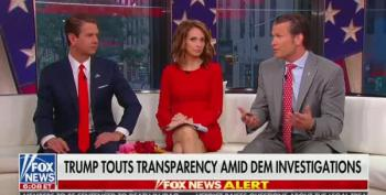 Pete Hegseth Praises Trump's 'Thickest Skin'