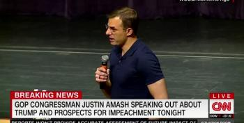 Rep. Justin Amash Advocates For Impeachment At Town Hall