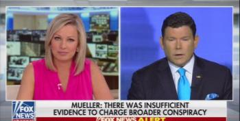 Bret Baier: Mueller's Statement Will Be 'A Bomb Up On Capitol Hill'