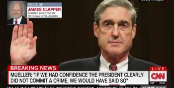 Former DNI: President Is In Denial, Mueller's Retort Is Compelling