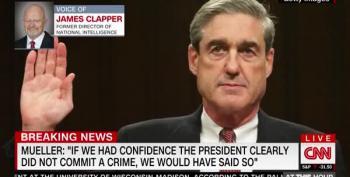 Former DNI: President Is In Denial, Mueller's Retort Is Compelling