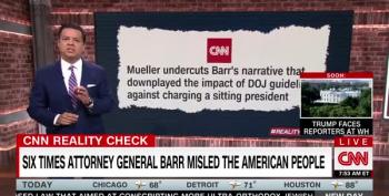 Reality Check: Ways Bill Barr Lied About Mueller Report