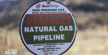 Trump's Energy Department Calls Methane 'Freedom Gas'