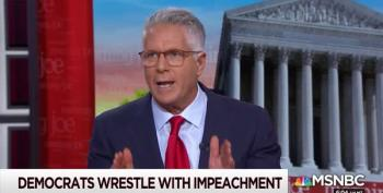 Donnie Deutsch Explains Why Dems Should Rebrand Impeachment