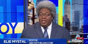 Elie Mystal Reminds Dem Leadership: The Mueller Report IS The Smoking Gun.