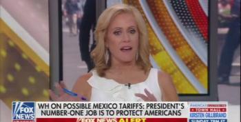 Melissa Francis Tells GOP To Jump Off A Bridge Over Tariffs On Mexico