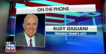 Rudy Giuliani Threatens To Sue Mueller For $17 Million