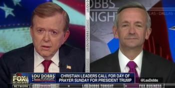 Robert Jeffress Accuses Disney And Netflix Of Being 'Blinded By Evil' Over Georgia Abortion Boycott