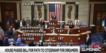 House Of Reps Passes Legislation Restoring Protections For Dreamers