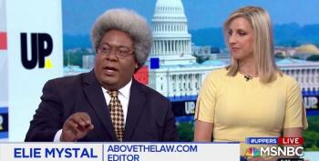 Elie Mystal Slams 'Desperate-For-Attention Narcissist' Trump For Embarrassing America Every Time He Steps Off A Plane