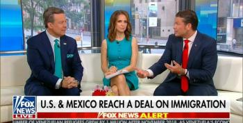 Fox Lies About Maxine Waters Criticism Of Trump's Tariff Threats With Mexico