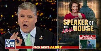 Fox's Hannity: Pelosi Wanting Trump Jailed Is What They Do In 'Banana Republics'