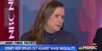 Abigail Disney Says Sharing The Wealth Is A Matter Of Decency