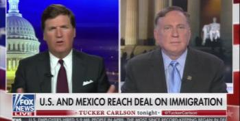 Tucker's White Power Hour: 'Democrats' Goal Is Replace Whites With Latinos'