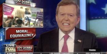 Lou Dobbs Bares His Teeth At Kirsten Gillibrand's Unapologetic Pro-Choice Stance