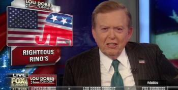 Lou Dobbs Takes On 'Radical Dims And Righteous RINOs'