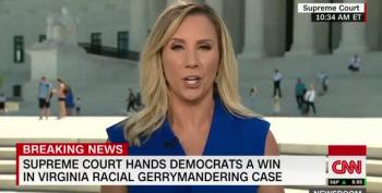 SCOTUS Tosses Racist Virginia Gerrymandered Map