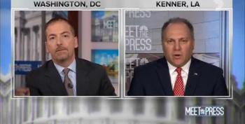 Chuck Todd Fails Journalism 101 When Steve Scalise Lies