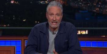 Jon Stewart Responds To Mitch McConnell And Tells Him To Meet With First Responders