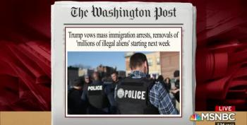 Trump Threatens To Arrest 'Millions' Of Immigrants, But He Can't