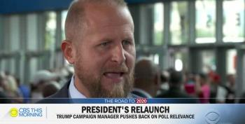 Brad Parscale Now Dissing All Polling Everywhere