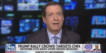 Howie Kurtz Decrys Trump Rally Coverage