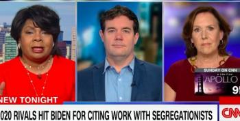 CNN Panel Discusses Biden's James Eastland Gaffe
