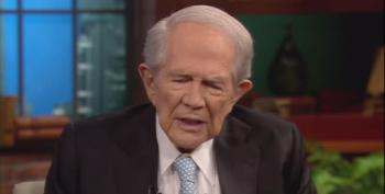 Even Pat Robertson Questions Trump's Iran Policy
