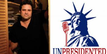 John Amato On The Unpresidented Podcast