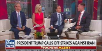 Fox News Guest Touts 'Pretty Quick And Easy War' With Iran
