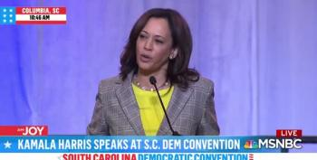 Kamala Harris Prosecutes The Case Against Trump