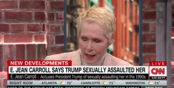 New Day Features Interview With Author Who Says Trump Raped Her