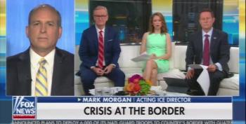 Fox And Friends: Child Detention Is 'Not A Hyatt'