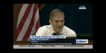 Elijah Cummings Bangs The Gavel On Jim Jordan's Whining At Hatch Act Hearing
