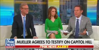 Brian Kilmeade: 'Mueller Doesn't Know What's In Mueller Report'