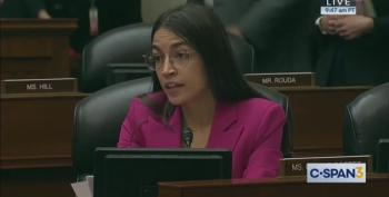 AOC Brings Fire In Hatch Act Hearing