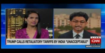 Tariff King Donald Calls India's Tariffs 'Unacceptable'