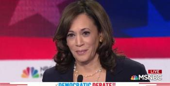 Senator Harris Eviscerates VP Biden On His Civil Rights Record