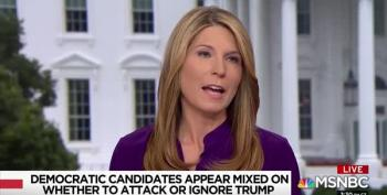 Nicolle Wallace: Warren And Harris Get 'Under Trump's Skin'