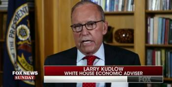 Trump Economic Advisor Pretends Income Inequality Doesn't Exist