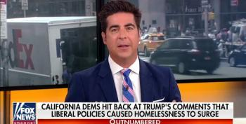 Fox's Jesse Watters: 'Right Now Police Officers Are Getting Sick Just Walking The Beat'