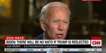 Biden:  No NATO In Five Years If Trump Is Reelected