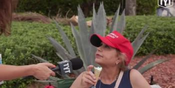 MAGAt's Wild Interview Includes Bizzarro Definition Of Socialism