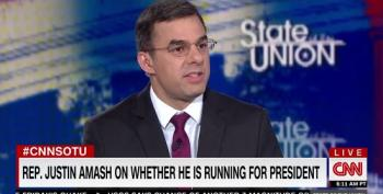 Justin Amash On Running For President: 'I Still Wouldn't Rule Anything Like That Out'