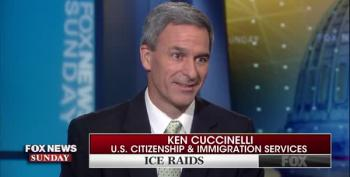 Ken Cuccinelli Blames Democrats For Conditions At Detention Facilities