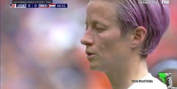 Megan Rapinoe And Rose Lavelle Lead Women's Soccer Team To World Cup Championship