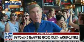 French Bar Crowd Chants 'F*ck Trump!' Live On Fox Following U.S. World Cup Win