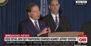 Epstein Indictment: Accused Ran 'Vast' Network To Find And Abuse Dozens Of Young Girls