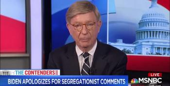George Will And Eddie Glaude, Jr. Spar Over Busing